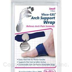 Visco-GEL® Arch Support Wrap (#P1291)